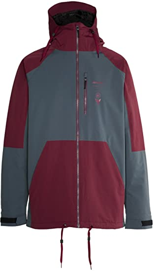 Armada Hombre Carson Insulated Chaqueta, Color Granate, tamaño Extra-Small: Amazon.es: Deportes y aire libre