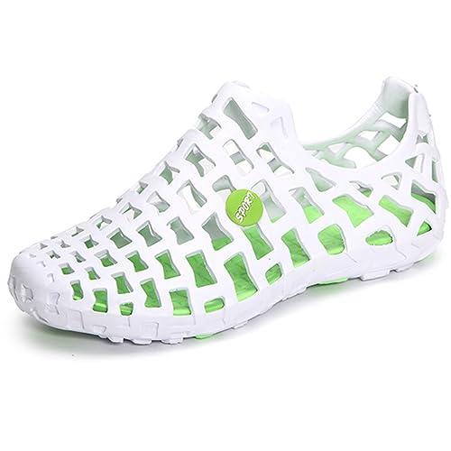 gracosy Zapatos para Caminar Hombres Mujer Transpirable Casual para Slippers Camisa de Verano Camisa de Planchado