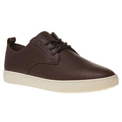 Clae Ellington Hombre Zapatillas Marrón: Amazon.es: Zapatos y complementos
