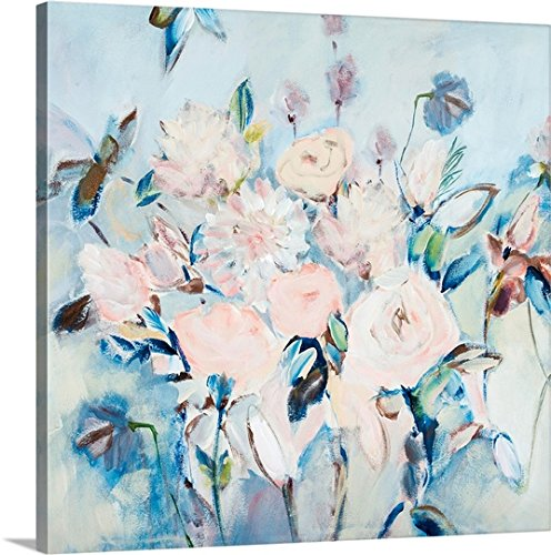 greatBIGcanvas Gallery-Wrapped Canvas entitled Sweetness and Light II by Joan E. Davis 30''x28'' by greatBIGcanvas