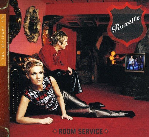 CD : Roxette - Room Service (Portugal - Import)