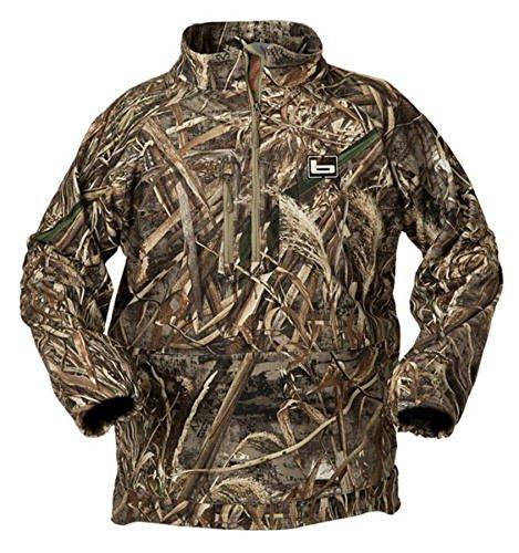 BANDED Ufs Fleece 1/4 Zip Jacket, Max5, X-Large