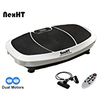 Deals on NexHT Vibration Platform Body Massage/Exercise Fitness Trainer