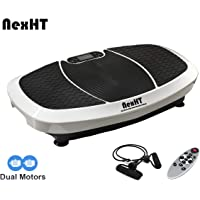NexHT Vibration Platform Whole Body Massage/Exercise Fitness Trainer