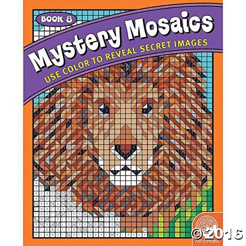 Mystery Mosaics: Book 8