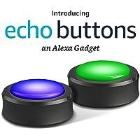2 Pack Echo Buttons, an Alexa Gadget