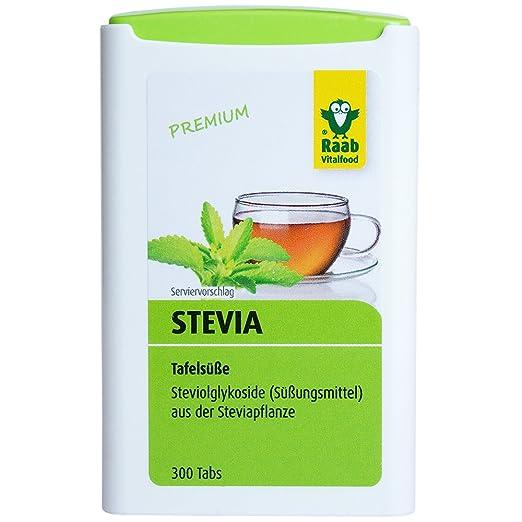 Stevia Pflanze zur Gewichtsreduktion