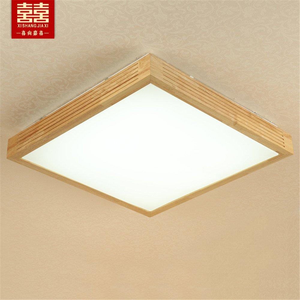 Modern led pendant flush mount ceiling fixtures light japanese led