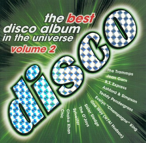 Best Disco Album in the Universe 2 (Sister Funk 2)
