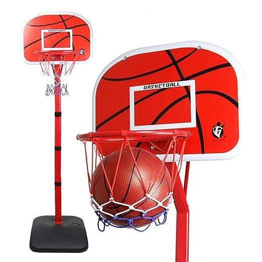 Canasta de Baloncesto con Soporte Baloncesto infantil soporte de ...