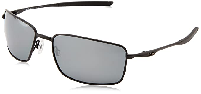 oakley square wire 20  Amazon.com: Oakley Square Wire Polarized Rectangular Sunglasses ...