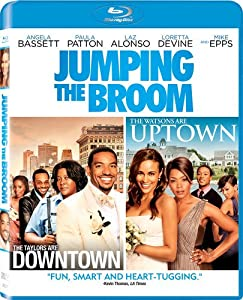 Cover Image for 'Jumping the Broom'