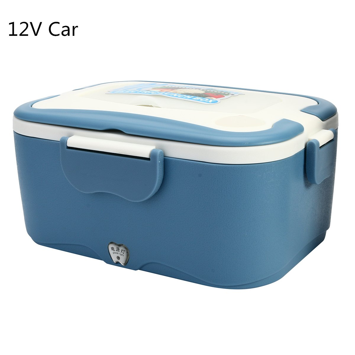 1.5L 12V/24V Car Electric Lunch Box Outdoor Traveling Meal Heater Truck Lunch Box - (Type: 24) - Car Electronics - Car Electronic Gadgets Exinnos