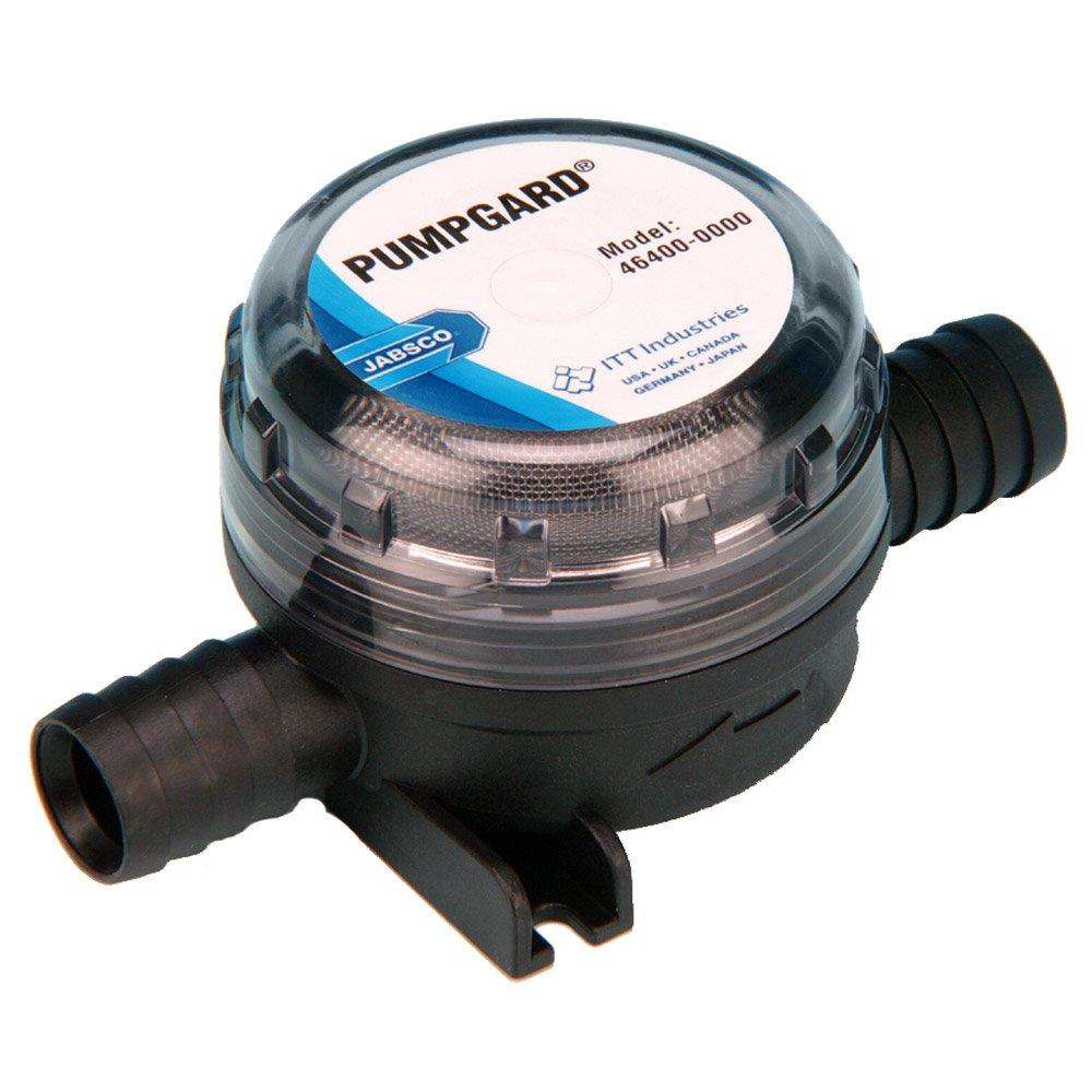 Jabsco 46400-0000 Inline Toilet Pump Strainer 3//4 ID Hose Boat Plumbing Item