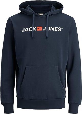 Oferta amazon: Jack & Jones Jjecorp Logo Sweat Hood Noos Capucha para Hombre Talla M