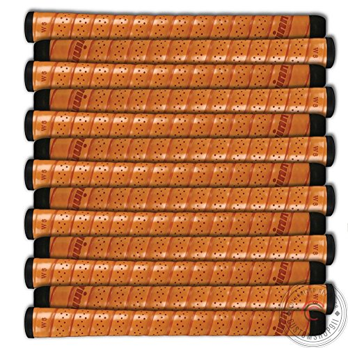SET-OF-9-or-13-WINN-EXCEL-WRAP-MIDSIZE-GOLF-GRIP-6715W