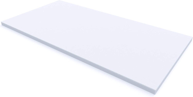 Schaumstoff Polster Schaumstoffplatte RG35 200 x 120 x 5 cm 12,48 EUR//m²