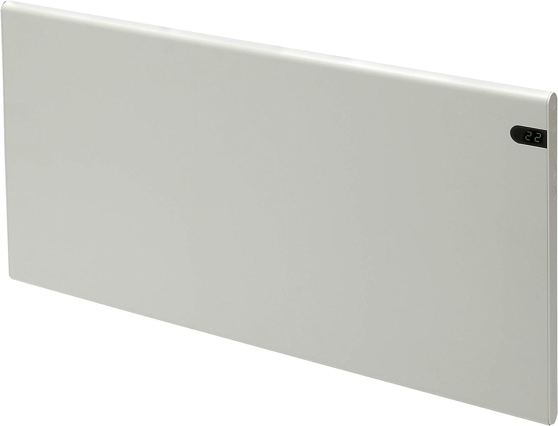 ADAX Neo NP - Radiador eléctrico Moderno, Altura 370mm, 2000W | Anticongelante | KDT Blanco | IP20C