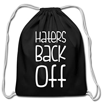 Amazon.com: Spreadshirt Miranda Sings Merch Haters Back Off ...