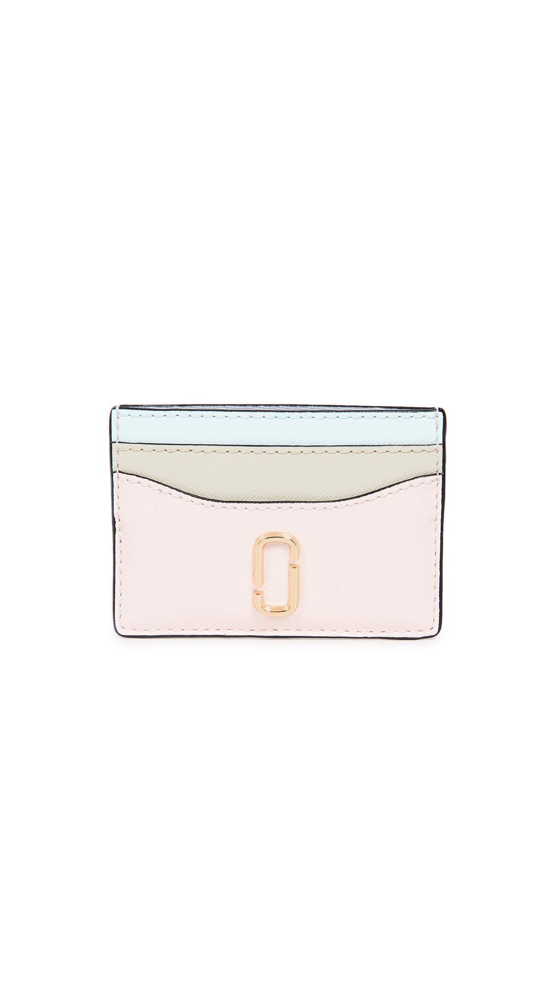 Marc Jacobs Women's Snapshot Card Case, Blush Multi, One Size
