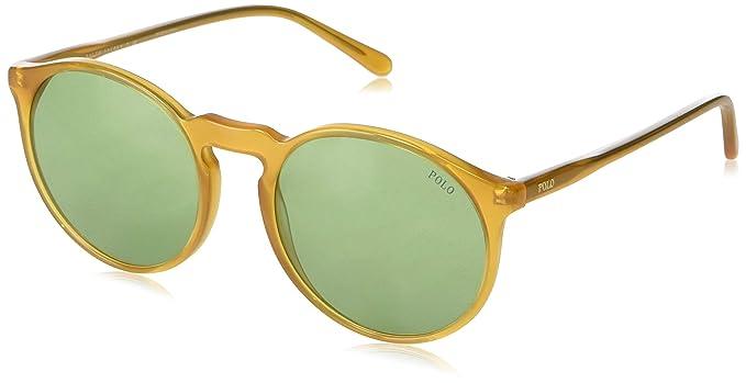 Ralph Lauren POLO 0PH4129 Gafas de sol, Honey, 53 para Mujer ...
