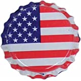 U.S. Flag Caps - 144 Ct.