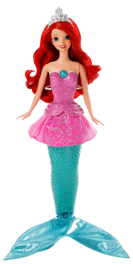 Amazon.com: Disney Princess Mermaid to Princess Singing ...