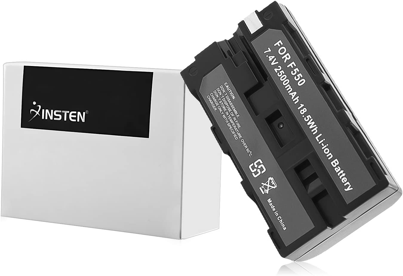 Compatible with Sony NP-F550 Li-Ion Replacement Camcorder Battery
