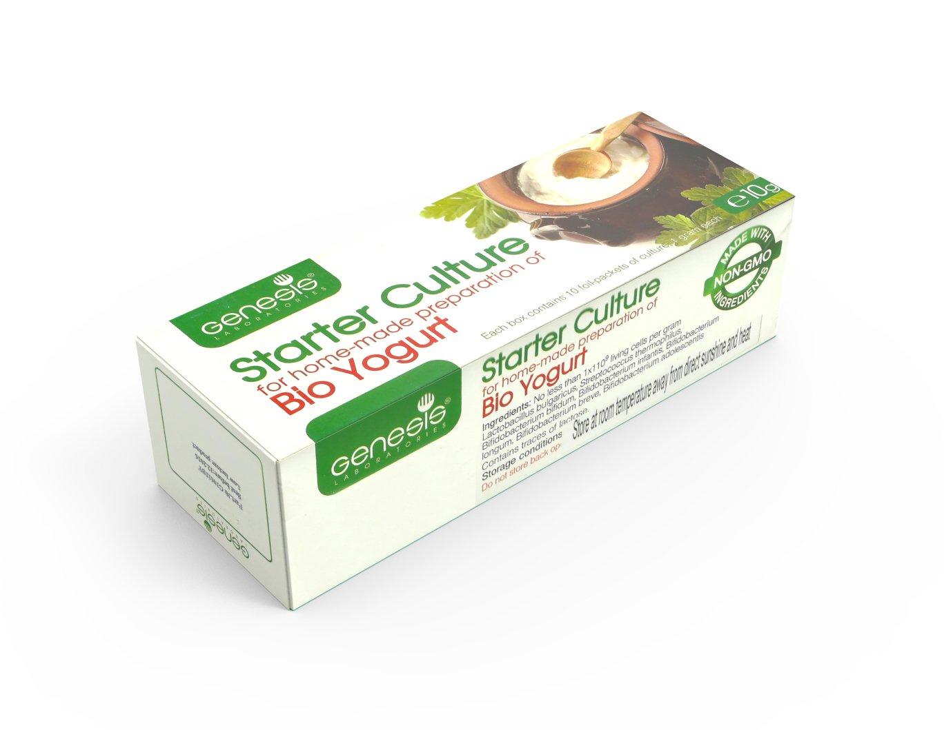 Bulgarian Bio Yogurt Starter Culture - natural, home made - up to 50 liters
