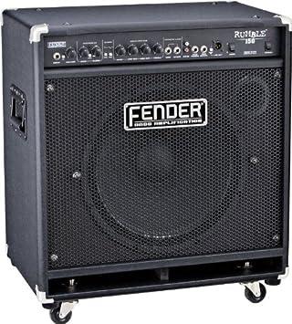 Amplificador bajo eléctrico Fender Rumble 150
