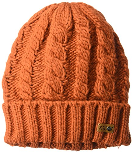 Roxy Snow Junior's Tram Beanie, Rooibos Tea, One Size
