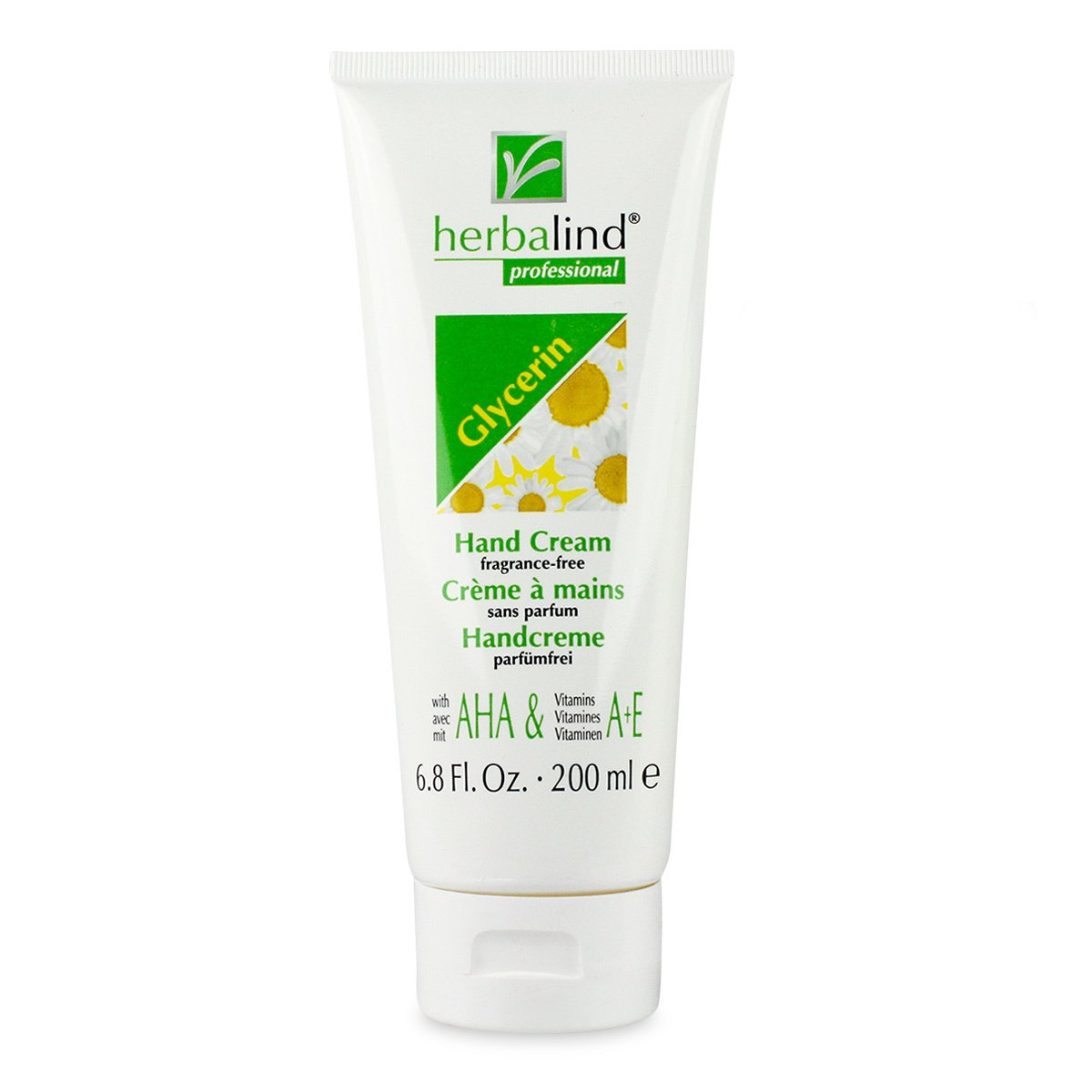 Herbalind Glycerin Hand Cream (Unscented) 200ml Cream 03230