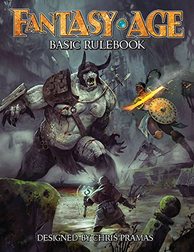 (Fantasy AGE Basic Rulebook)