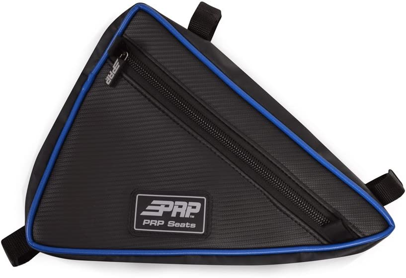 PRP Seats E51-H Yellow Triangle Bag for Yamaha YXZ