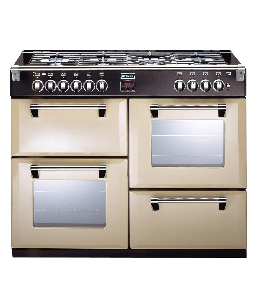 Stoves RICHMOND1000DFTC Cooker Richmond 1000DFT Champagne