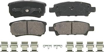 Disc Brake Pad Set-QuickStop Disc Brake Pad Front Wagner ZX710