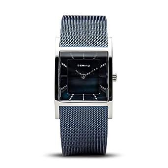 BERING Reloj Analógico para Mujer de Cuarzo con Correa en Acero Inoxidable 10426-307-S: Amazon.es: Relojes