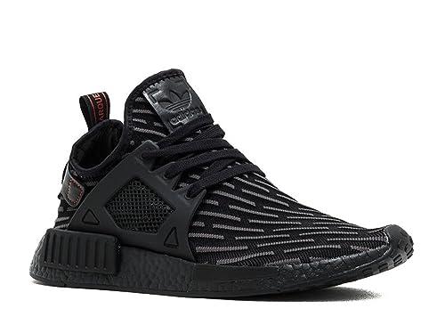 e2124d3e753 Adidas Mens NMD XR1 Triple Black BA7214 US 9.5  Amazon.ca  Shoes   Handbags