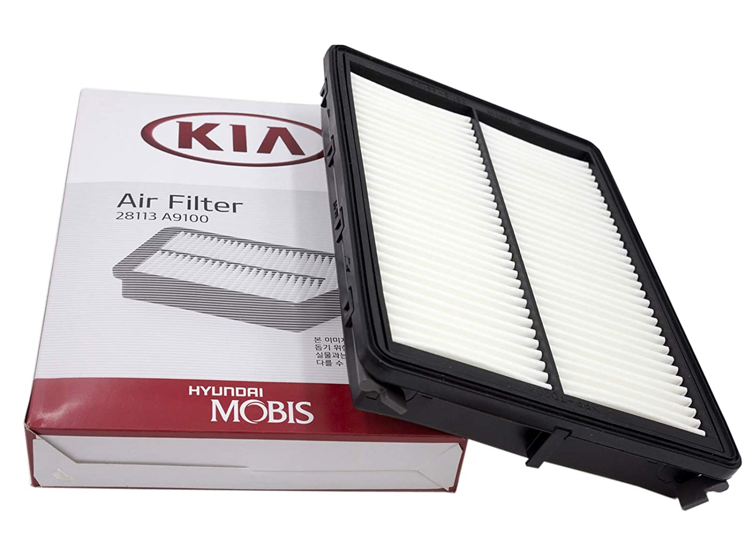 Kia Genuine Air FIlter, 28113-A9100