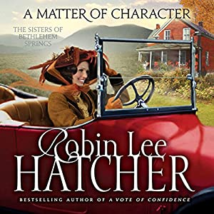A Matter of Character Audiobook