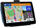 Car GPS 7 inch Touch Screen Voice Prompt GPS Navigation Built-in