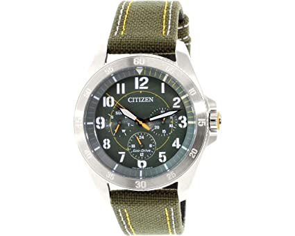 a89ad020b5795 Watch Citizen Eco-Drive Military BU2030-09W  Amazon.es  Relojes