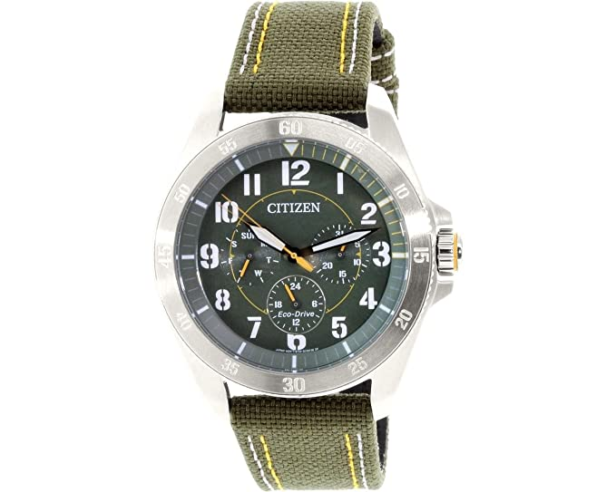 Watch Citizen Eco-Drive Military BU2030-09W