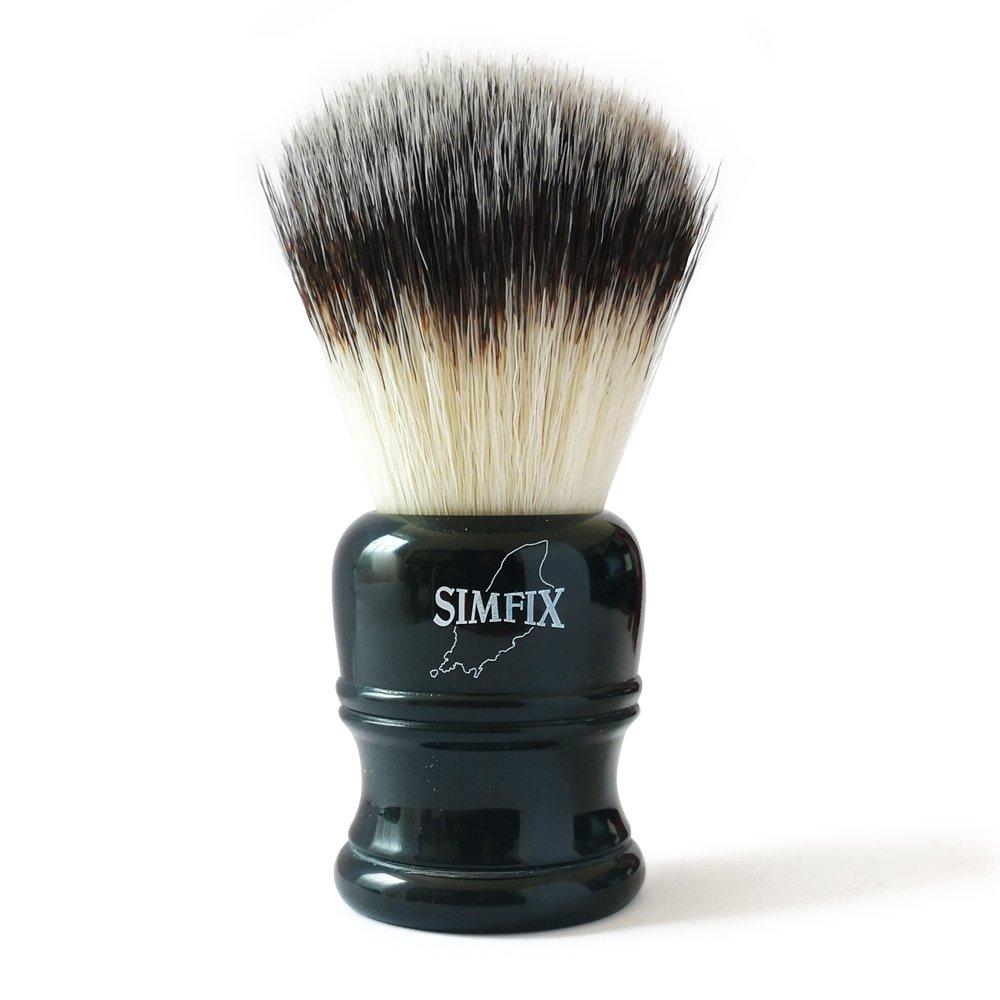 Simpson pennello da barba SIMFIX in setola sintetica Simpson Shaving Brushes