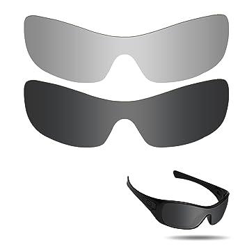 Fiskr - Lentes de Repuesto polarizadas para Gafas de Sol Oakley ...