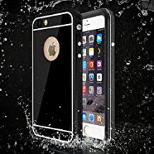 New Arrival iphone 6S Plus Metal Waterproof Case, AMBM Aluminium Alloy Shockproof Waterproof Heavy Duty Case Cover For iphone 6 6S Plus Black