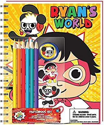 Crayola Colour Wonder Ryan's World - Smyths Toys Ireland | 400x331