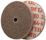 Scotch-Brite(TM) EXL Unitized Wheel, 3 in x 1/4 in x 1/4 in 6A MED, 40 per case