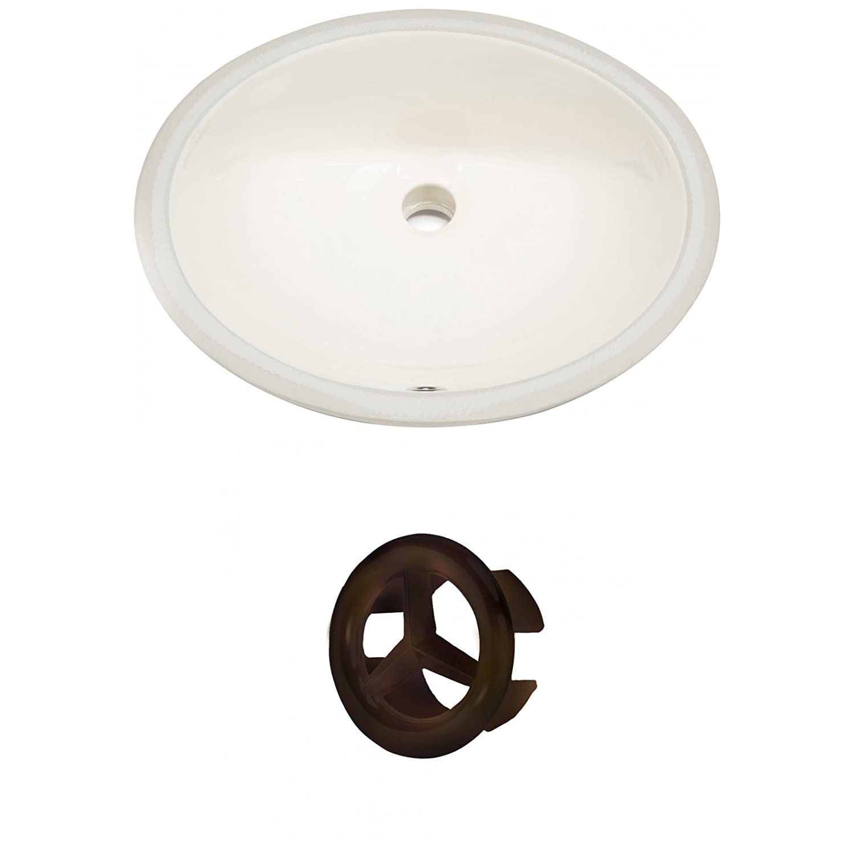 Biscuit American Imaginations AI-888-20404 Undermount Sink Set