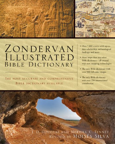 Zondervan Illustrated Bible Dictionary (Premier Reference Series) Chart Dictionary